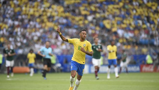Neymar Antics
