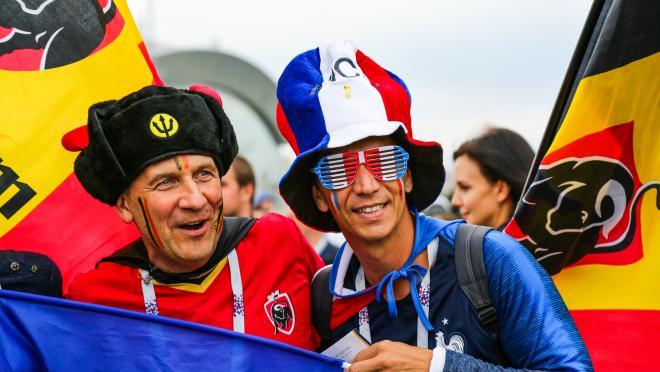 World Cup Tweets