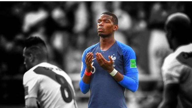 Paul Pogba Religion