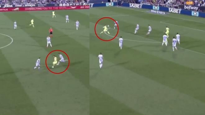 Philippe Coutinho Goal vs Leganes