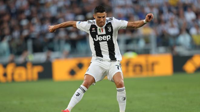 Ronaldo vs Napoli
