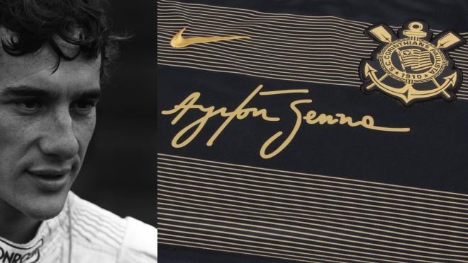 Corinthians Ayrton Senna