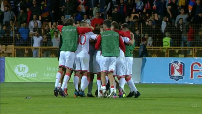 Gibraltar National Team