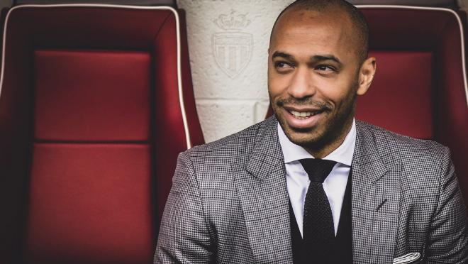 Thierry Henry Monaco Highlights