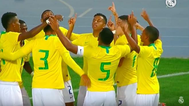 Vinicius Jr assist
