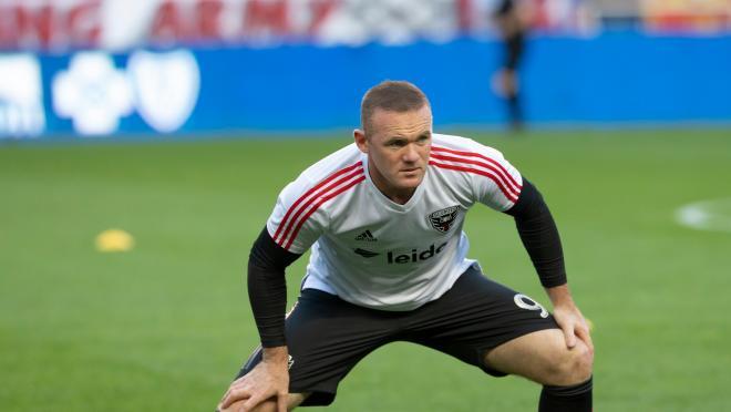 Wayne Rooney In MLS