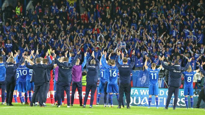 Iceland 2018 Record