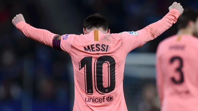 Lionel Messi vs Espanyol