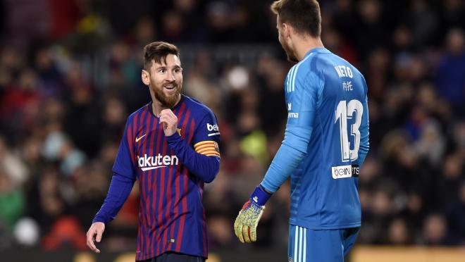 Messi Goal vs Valencia 2019