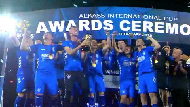 Al Kass Cup 2019