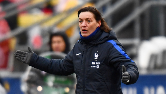 Best Women's World Cup managers