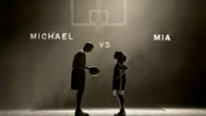 18 Best Mia Hamm Commercials
