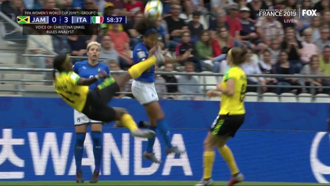 Italy vs Jamaica Highlights