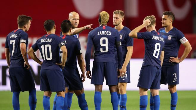 June FIFA Rankings USMNT