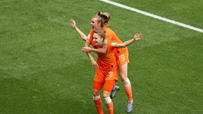 Vivianne Miedema Goal vs Cameroon