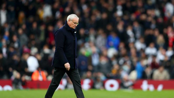 Next Newcastle Manager Claudio Ranieri?