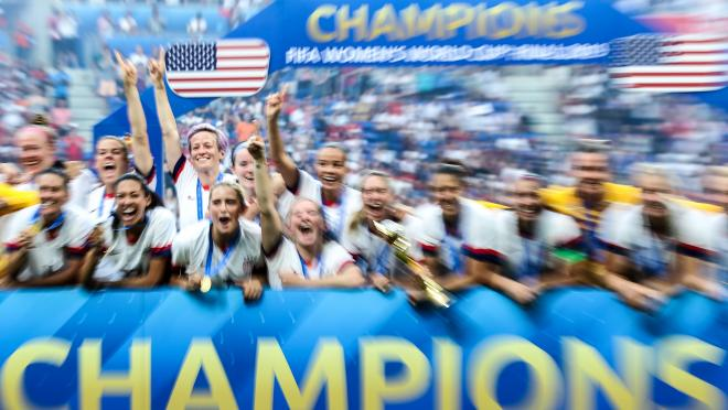 Women's Soccer after Women's World Cup