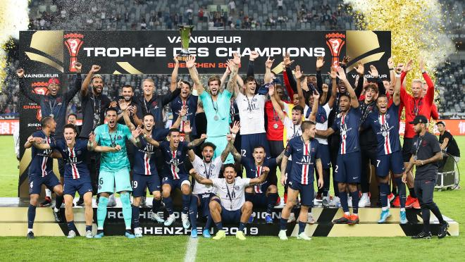 French Super Cup Highlights 2019