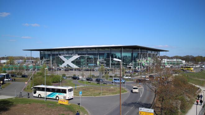 Wolfsburg Stadium
