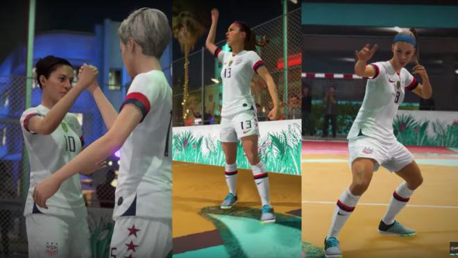 New FIFA Modes