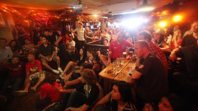 Best Soccer Bar In U.S.