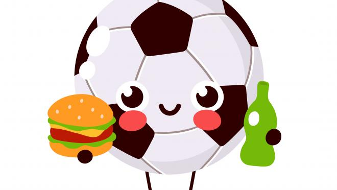 Best Fast Food For Soccer