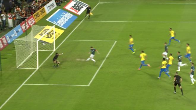 Lionel Messi Goal vs Brazil