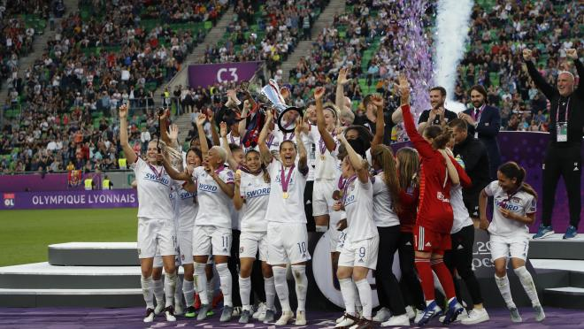 Women's Champions League Format