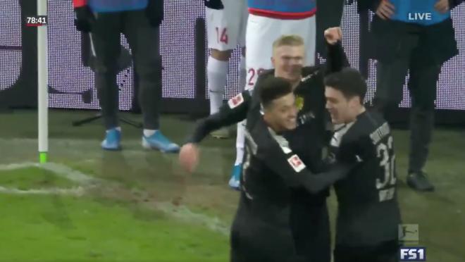 Erling Håland Hat Trick vs Augsburg For Borussia Dortmund