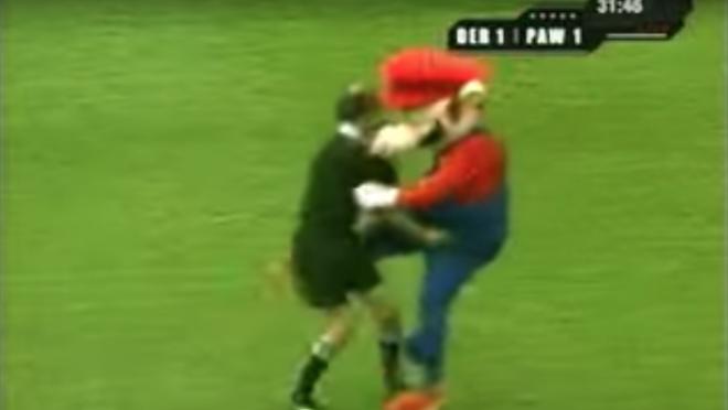 Mario Soccer