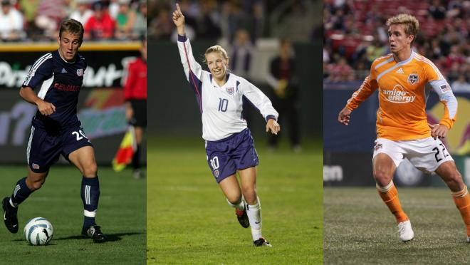 American Soccer Broadcasters as players