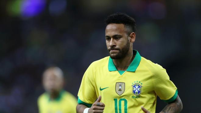 Neymar Donation