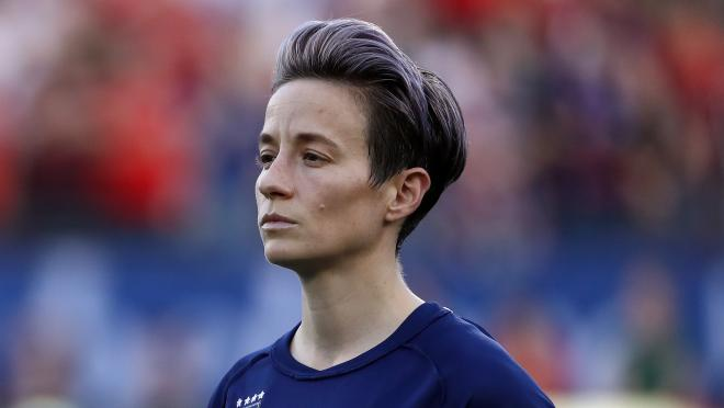 Megan Rapinoe NWSL Fall Series