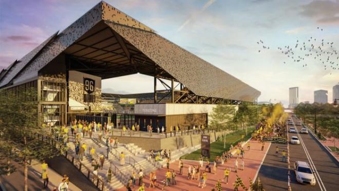 New Crew Stadium photos