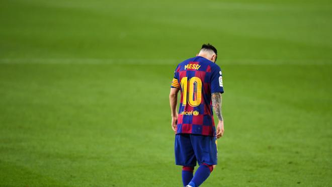Lionel Messi MLS Move