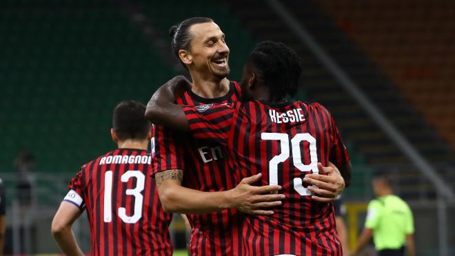 AC Milan vs Juventus Highlights 20200707