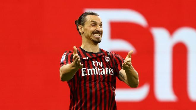 Zlatan AC Milan Extension