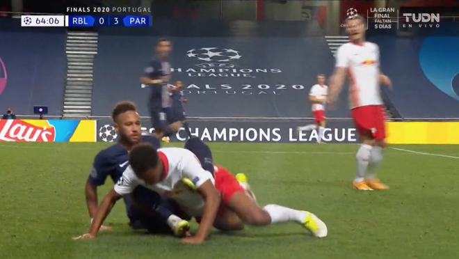 RB Leipzig vs PSG Highlights