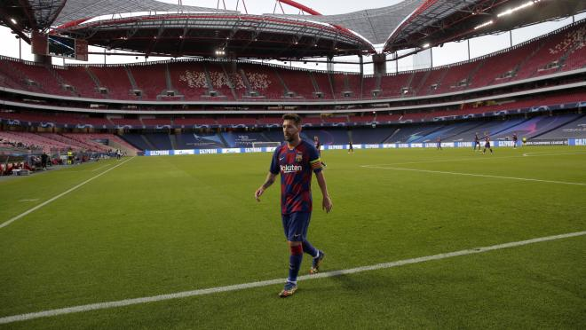 Lionel Messi Buyout Clause