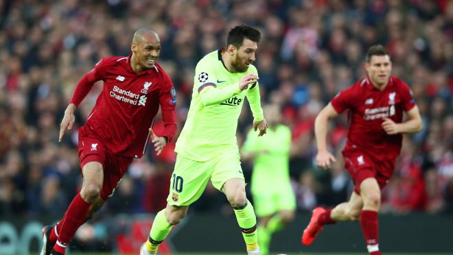 Lionel Messi To Liverpool Chances