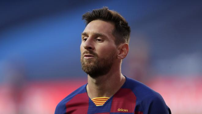 Why Lionel Messi Stayed at Barcelona