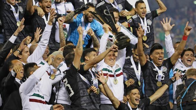 Mexico Starting XI 2020