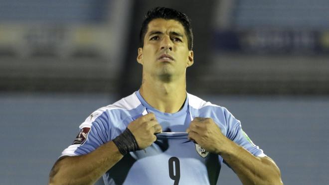Luis Suarez Cried