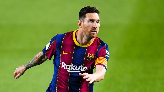 Will Messi Stay At Barca?