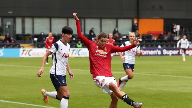 Manchester United Women vs Tottenham Highlights
