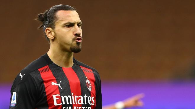 Zlatan Goals vs Inter