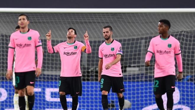 Messi vs Juventus