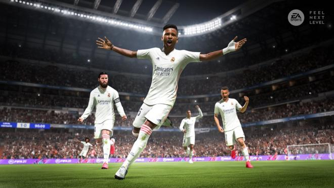 FIFA 21 PS5 Features