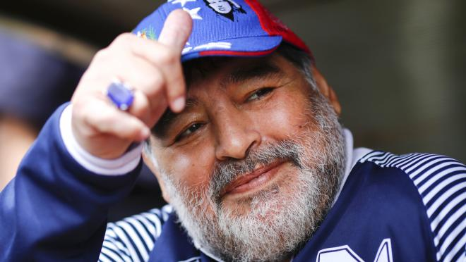 How Did Diego Maradona Die?