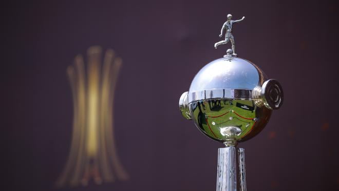 Anillo MVP Copa Libertadores
